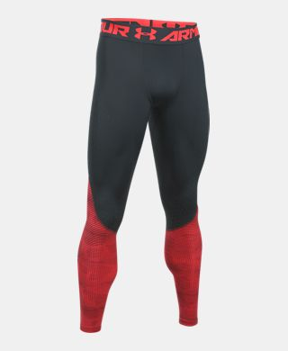 Men's HeatGear® CoolSwitch Armour Printed Leggings