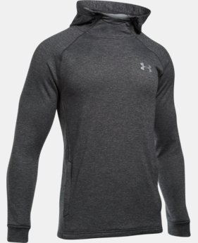 Men's UA Tech™ Terry Fitted Hoodie  1  Color Available $38.99 to $48.74