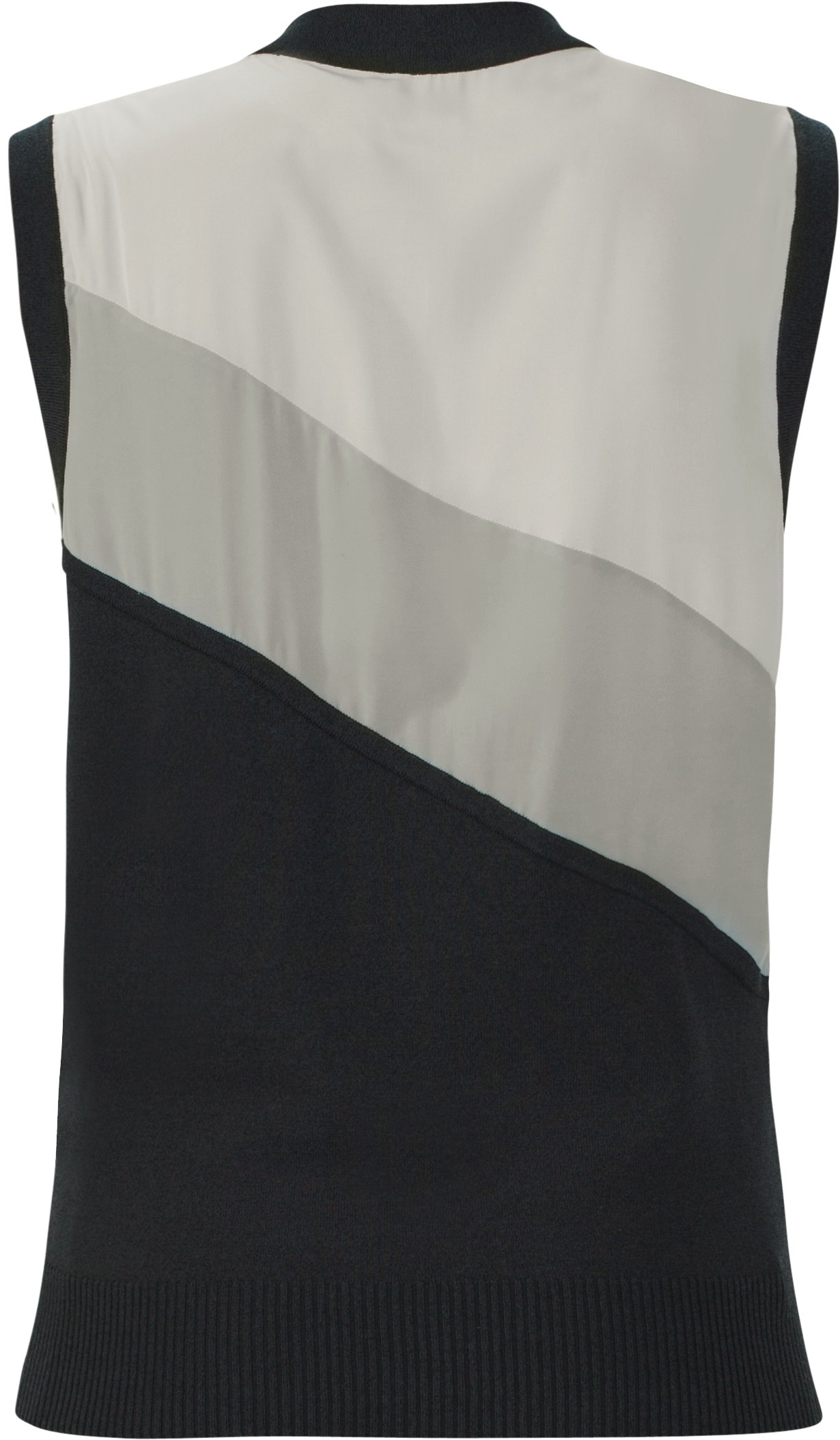 Women's UAS Rugby Tank, Black , undefined