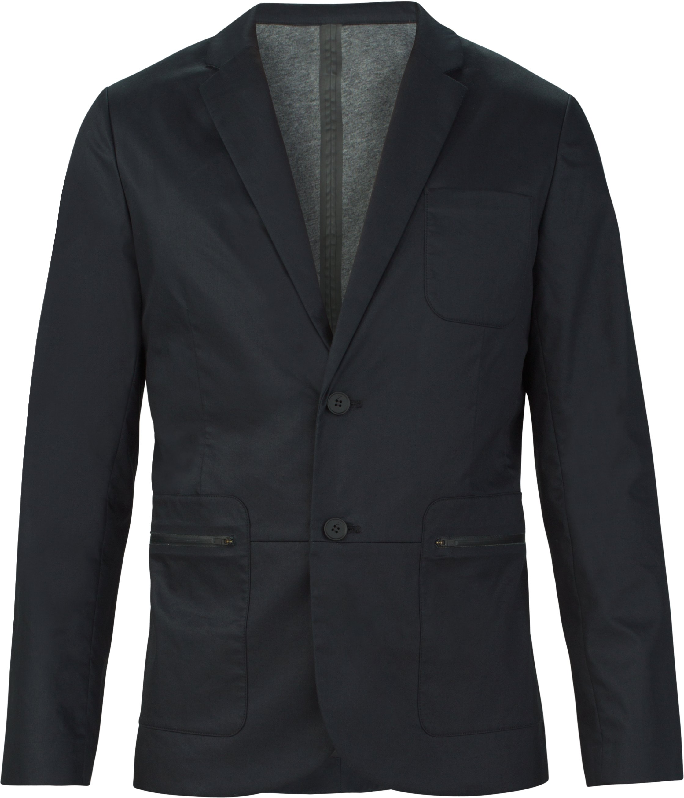 Men's UAS Draftday Rowing Blazer, Black ,