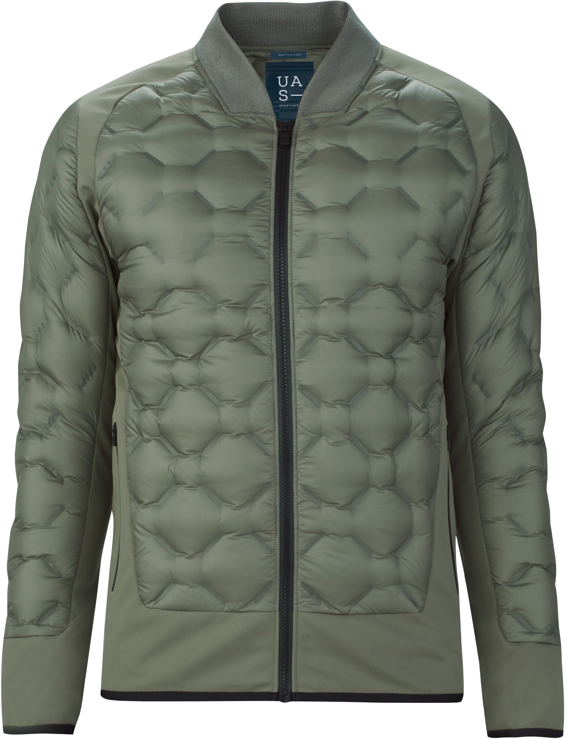 Men's UAS Transition Down Jacket, MILITARY GREEN,