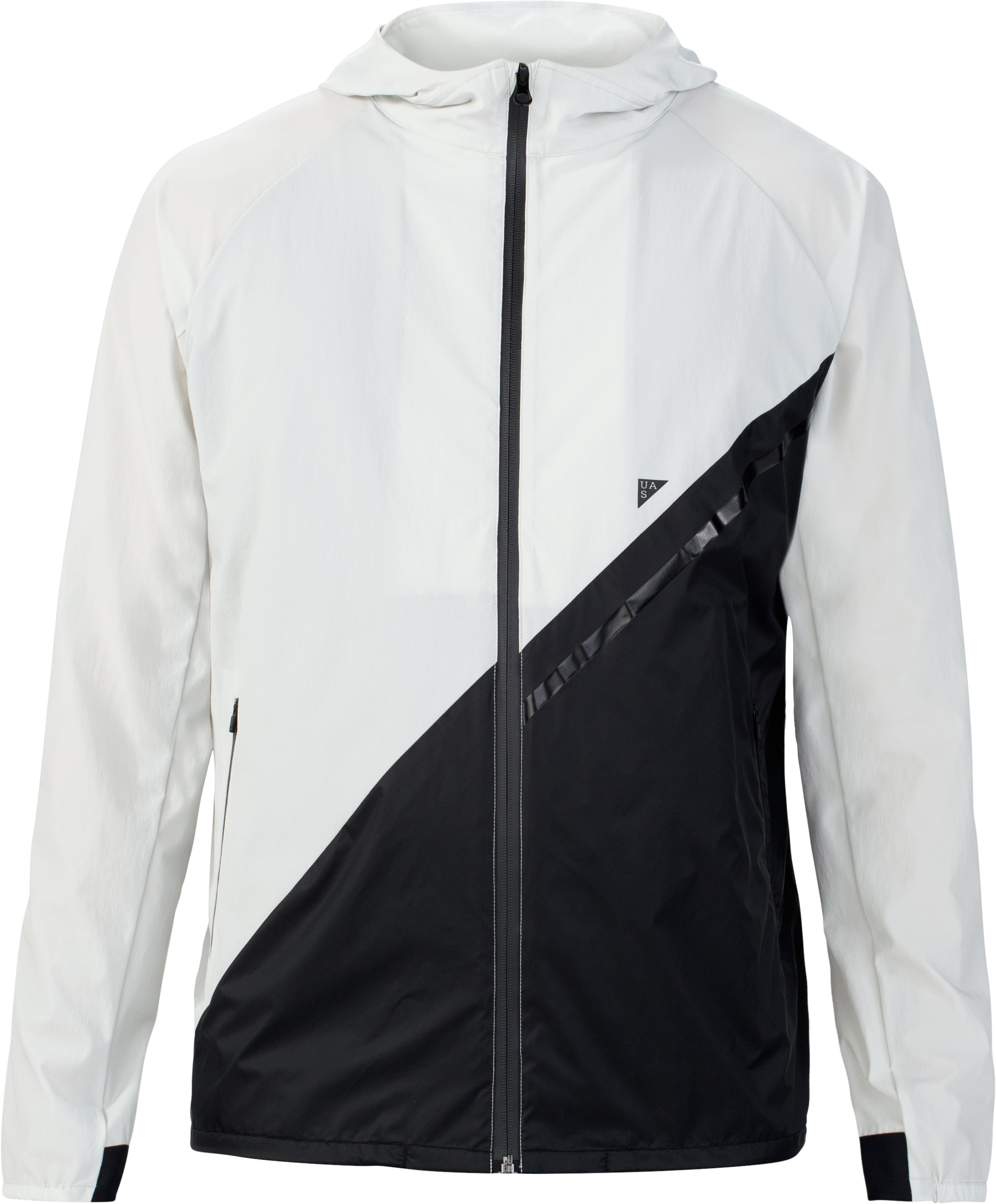 Men's UAS Meter's Track Jacket, GLACIER GRAY,