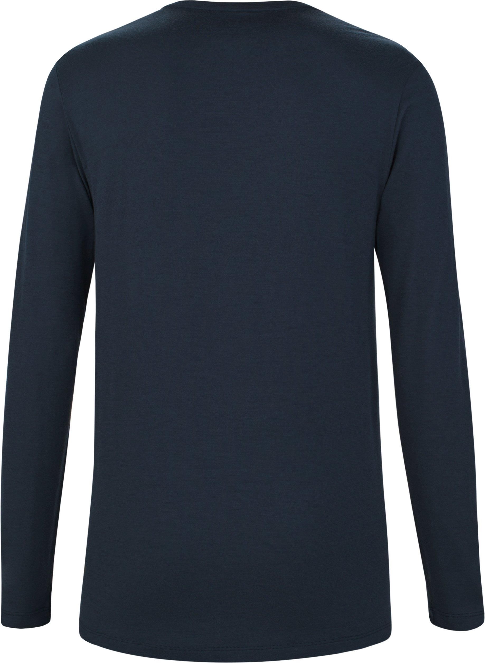 Men's Prime Long Sleeve Crew, Navy