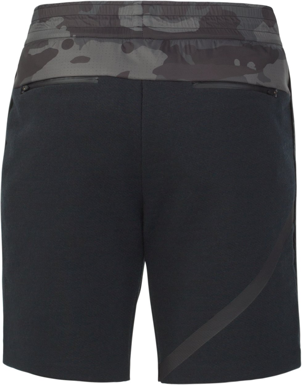 Men's UAS Pivot Terry Shorts, Black , undefined