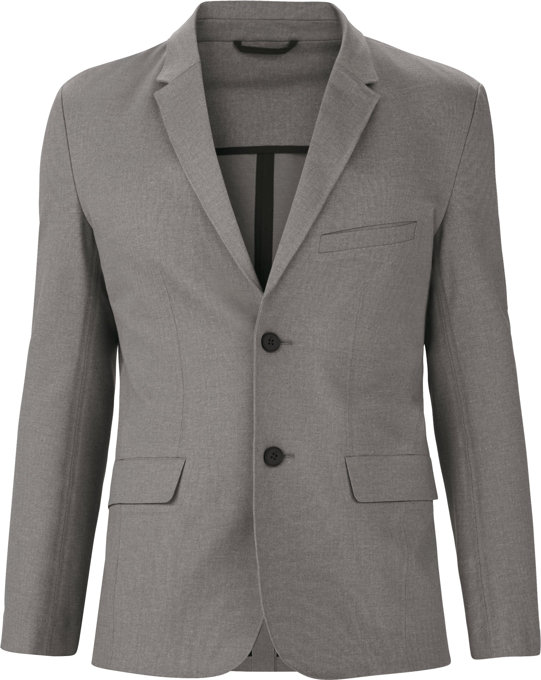 Men's UAS Draftday Tailored Blazer, LIGHT HEATHER GRAY, undefined