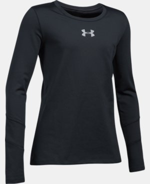 Girls' ColdGear® Crew LIMITED TIME OFFER + FREE U.S. SHIPPING  $29.99