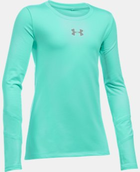 Girls' ColdGear® Crew LIMITED TIME OFFER + FREE U.S. SHIPPING 1 Color $29.99