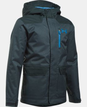 New Arrival Boys' UA ColdGear® Reactor Yonders Parka  2 Colors $139.99