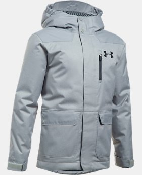 Boys' UA ColdGear® Reactor Yonders Parka  3 Colors $139.99