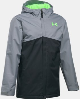 New to Outlet Boys' UA Storm Freshies Jacket  2 Colors $97.49 to $97.99