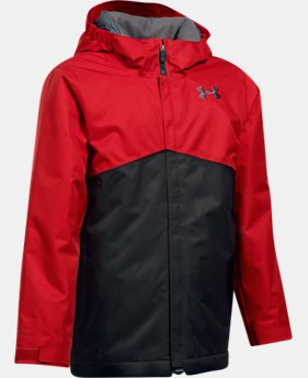 New Arrival Boys' UA Storm Freshies Jacket  1 Color $129.99