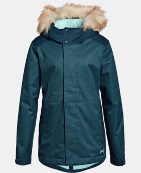 Girls' ColdGear® Reactor Yonders Parka  2 Colors $104.99