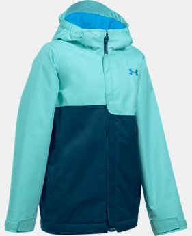 Girls' UA Rideable Jacket  1 Color $97.49
