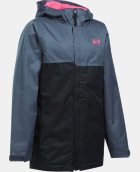 Girls' UA Rideable Jacket  2  Colors Available $97.49 to $97.99