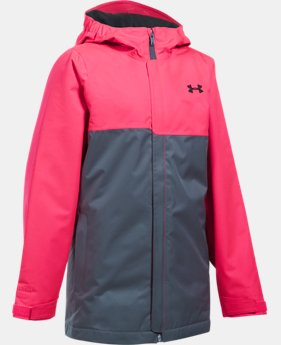 New Arrival Girls' UA Rideable Jacket   $129.99