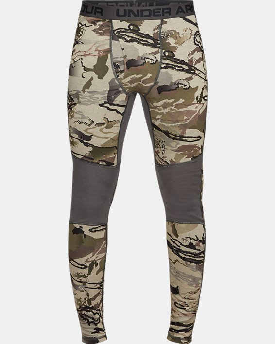 Men's UA Mid Season Reversible Wool Base Leggings, Misc/Assorted, pdpMainDesktop image number 5