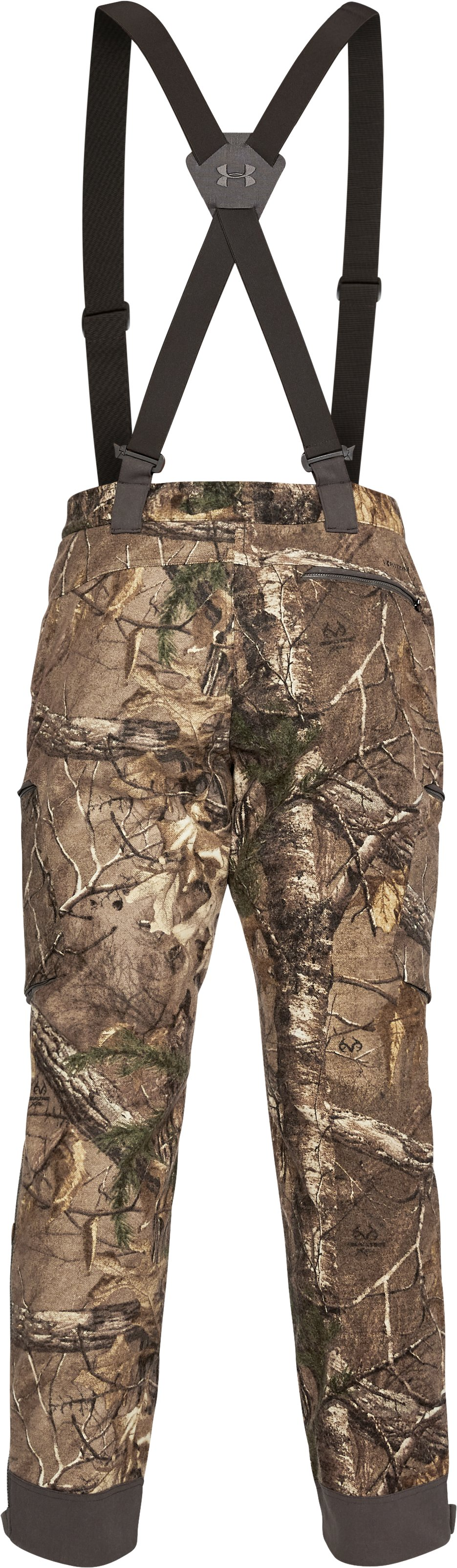 Men's UA Extreme Wool Pants, REALTREE AP-XTRA, undefined