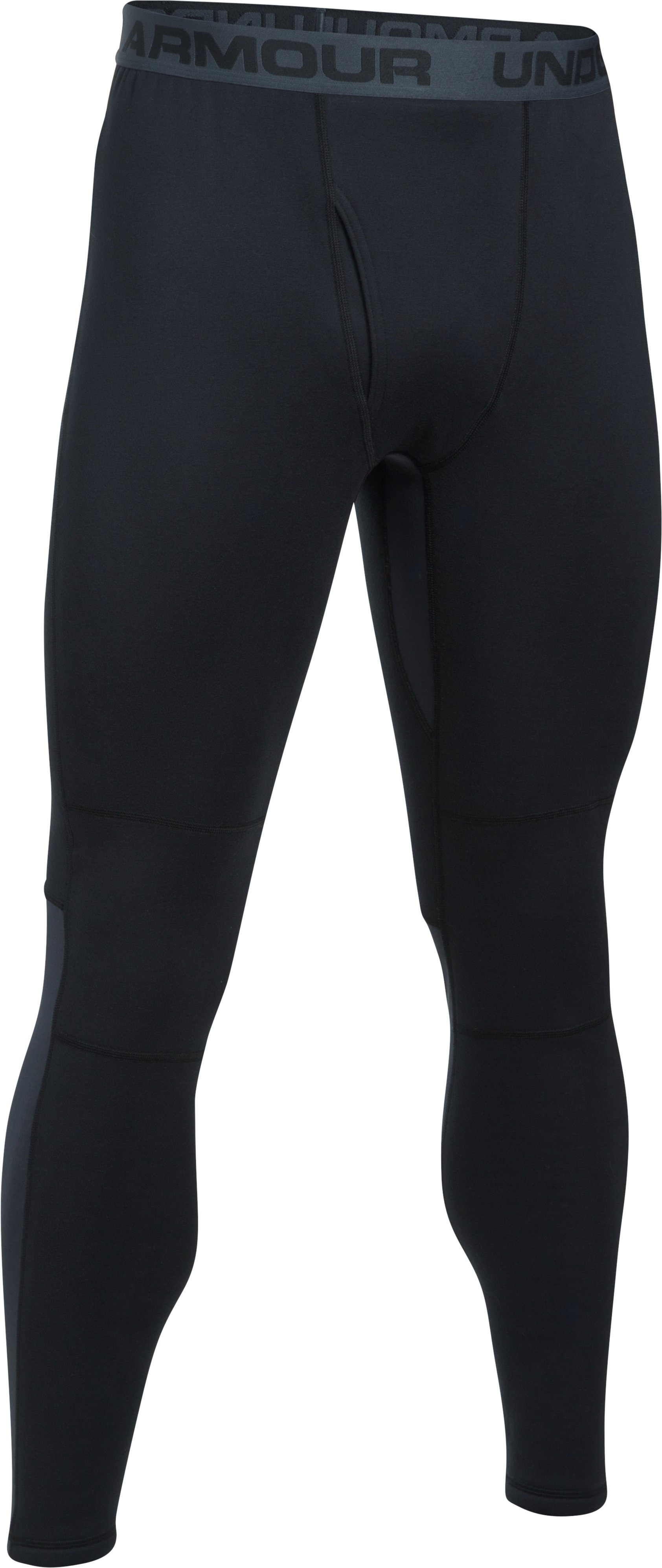 Men's UA Base™ Extreme Leggings, Black , undefined