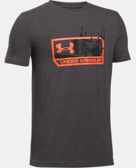 Boys' UA Whitetail Pill T-Shirt  2 Colors $19.99