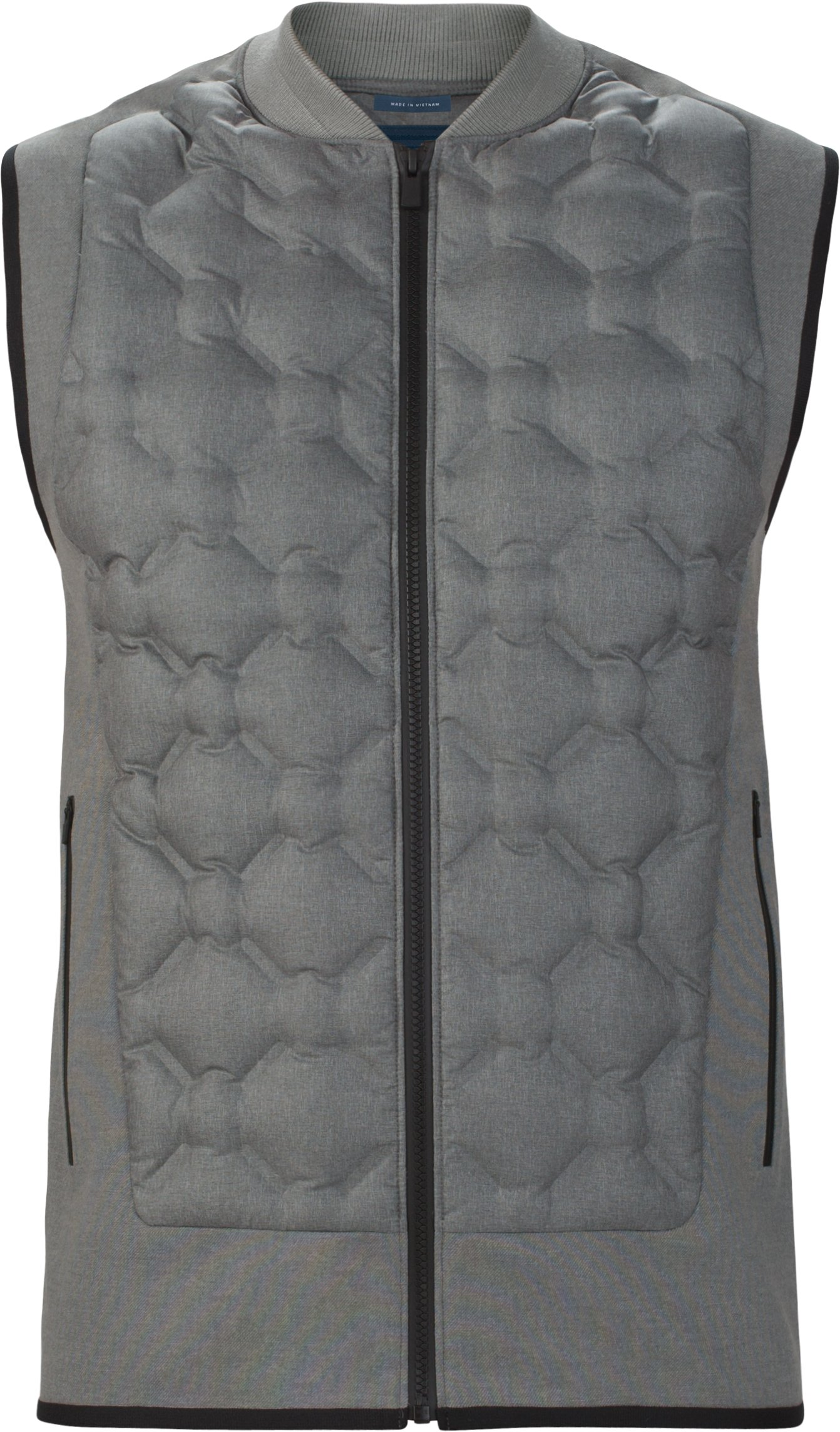 Men's UAS Transition Down Suiting Vest , WARM HEATHER