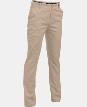 Boys' Pre-School UA Uniform Chino Pants