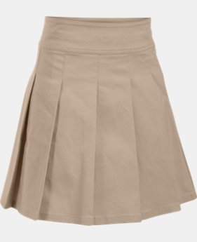 Girls' UA Uniform Skort – Pre-School