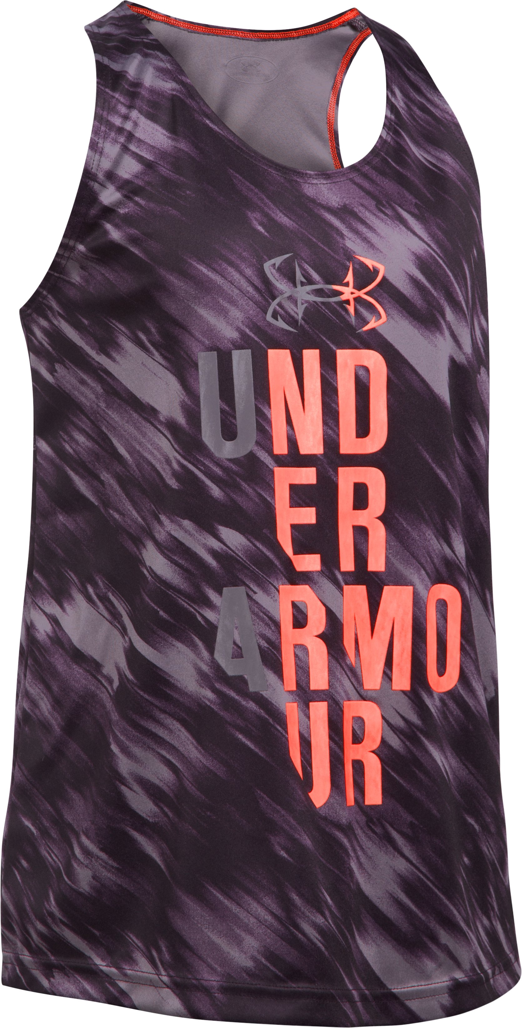Girls' UA Tech™ Tank, FLINT, undefined