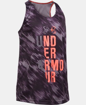 New Arrival Girls' UA Tech™ Tank  1 Color $24.99