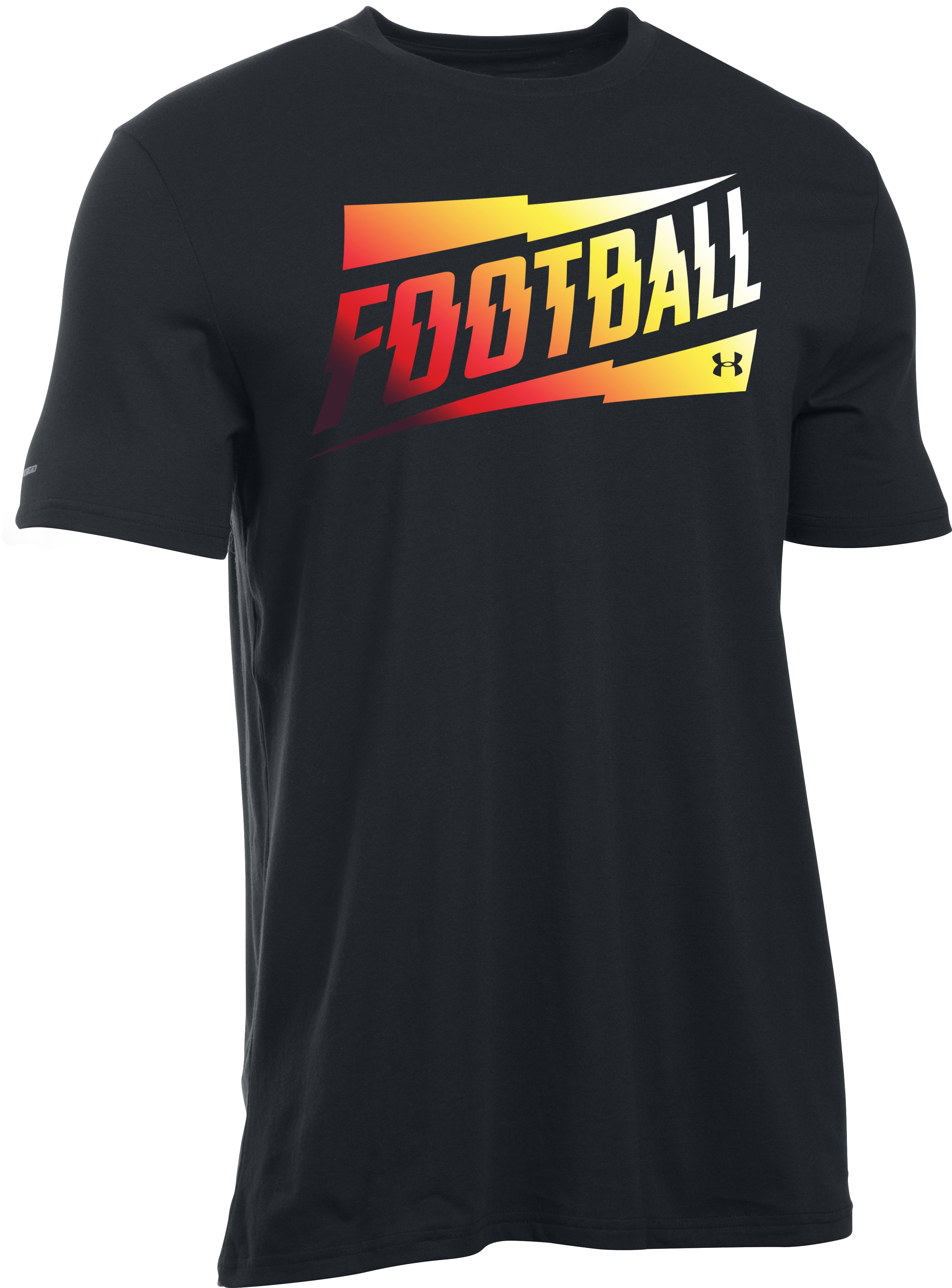 Men's Florida UA Football T-Shirt, Black