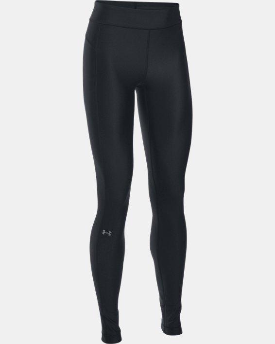 Women's UA HeatGear® Armour Leggings, Black, pdpMainDesktop image number 3