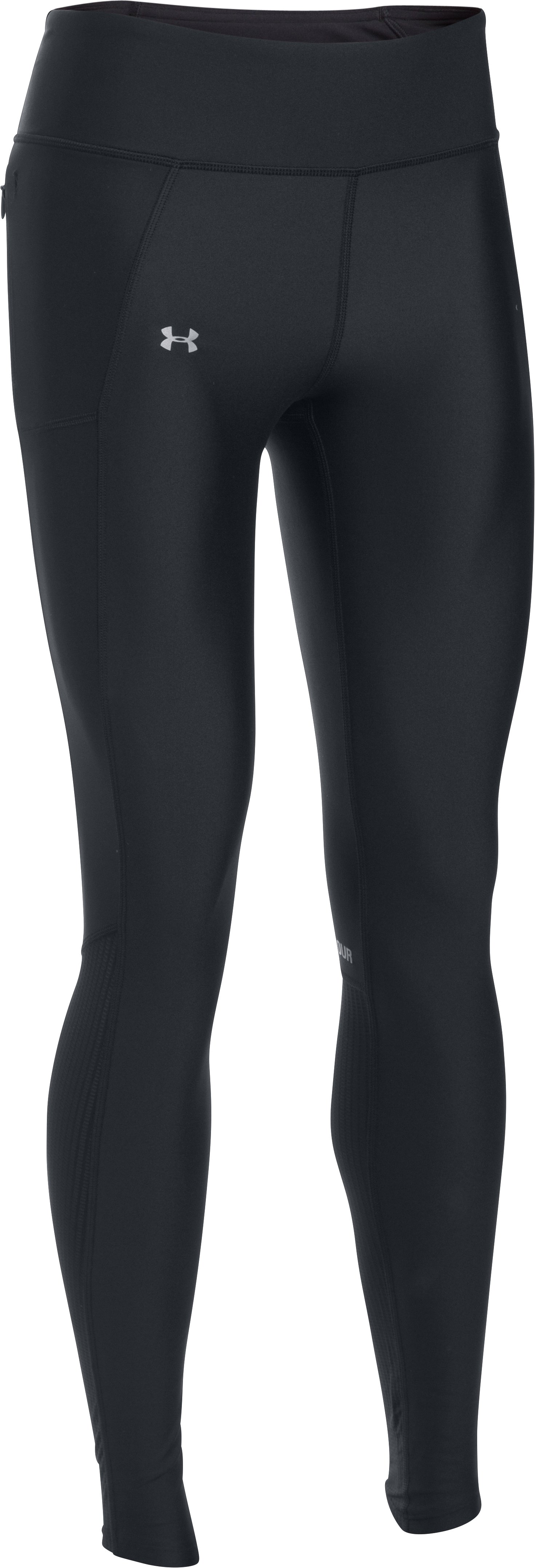 Women's UA Fly-By Legging, Black