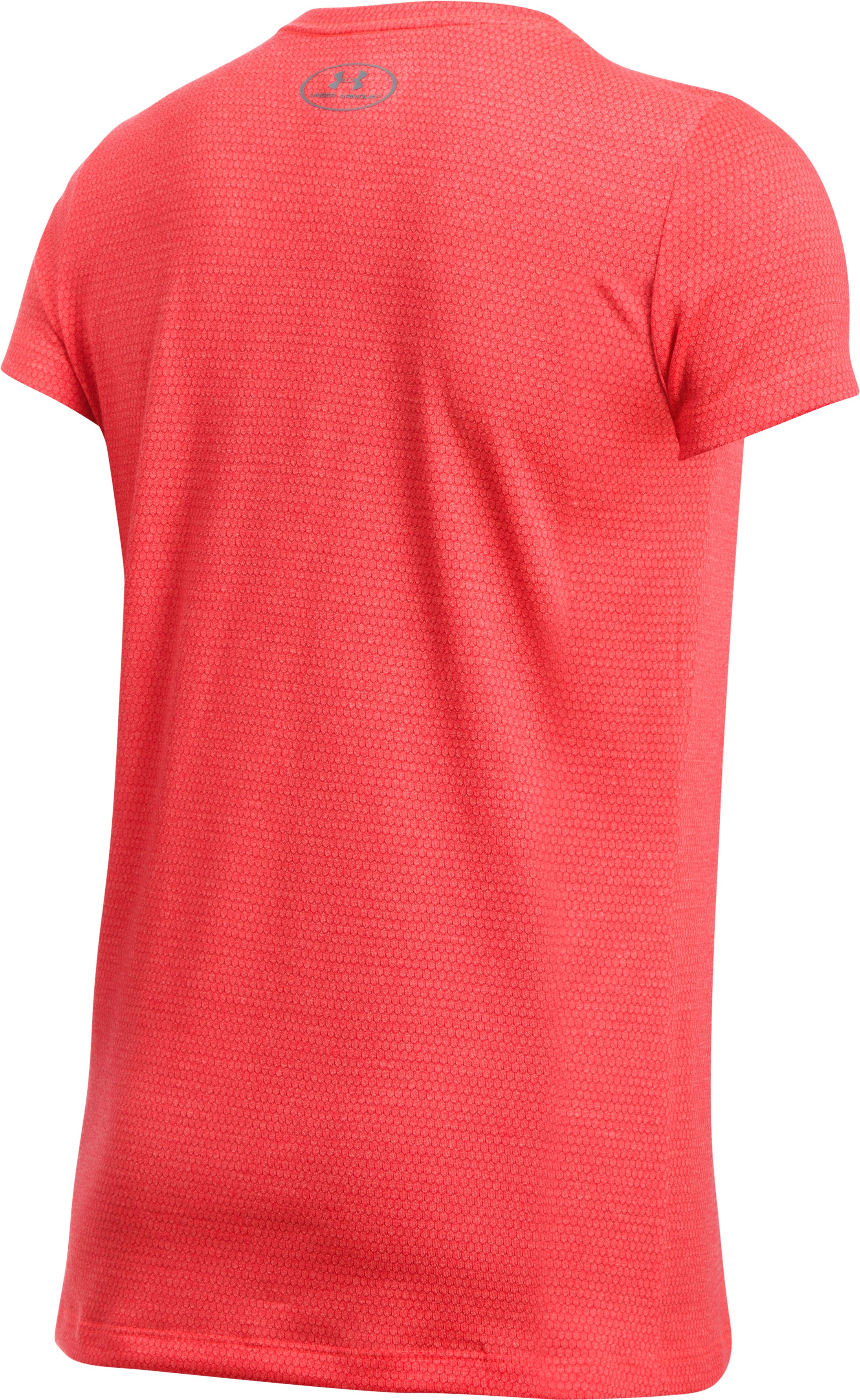 Women's UA Threadborne™ Train Short Sleeve, MARATHON RED, undefined