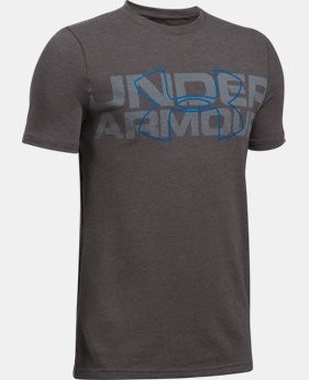 Boys' UA Duo Armour T-Shirt  4 Colors $22.99