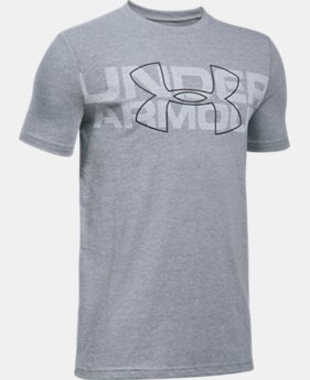 Boys' UA Duo Armour T-Shirt   $19.99