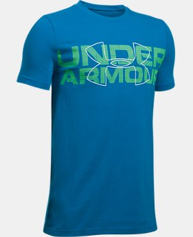 Boys' UA Duo Armour T-Shirt  3 Colors $19.99