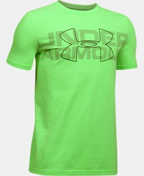 Boys' UA Duo Armour T-Shirt  1 Color $13.99