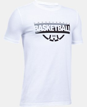 Boys' UA Baseline Graphic T-Shirt  1 Color $19.99