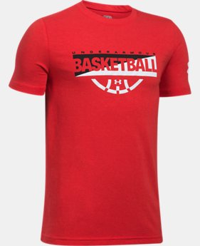 Boys' UA Baseline Graphic T-Shirt  2 Colors $19.99