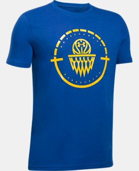 Boys' UA Center Court T-Shirt  2 Colors $19.99