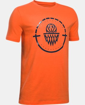 Boys' UA Center Court T-Shirt  1 Color $19.99