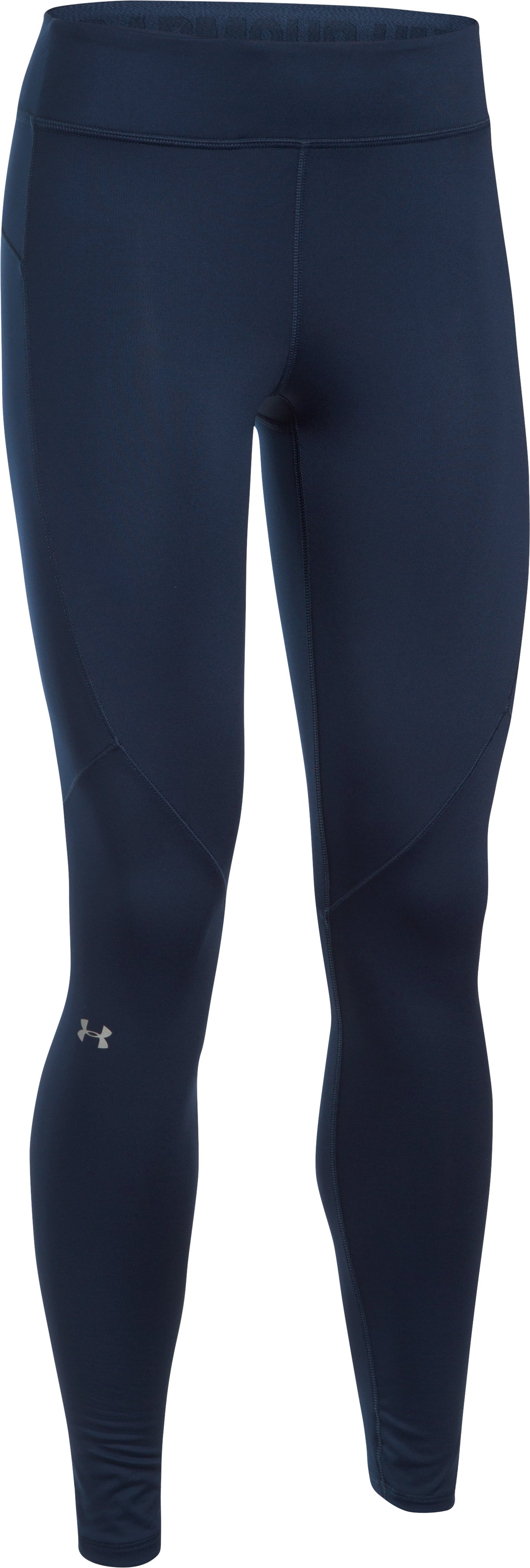 Women's ColdGear® Armour Leggings, Midnight Navy, undefined