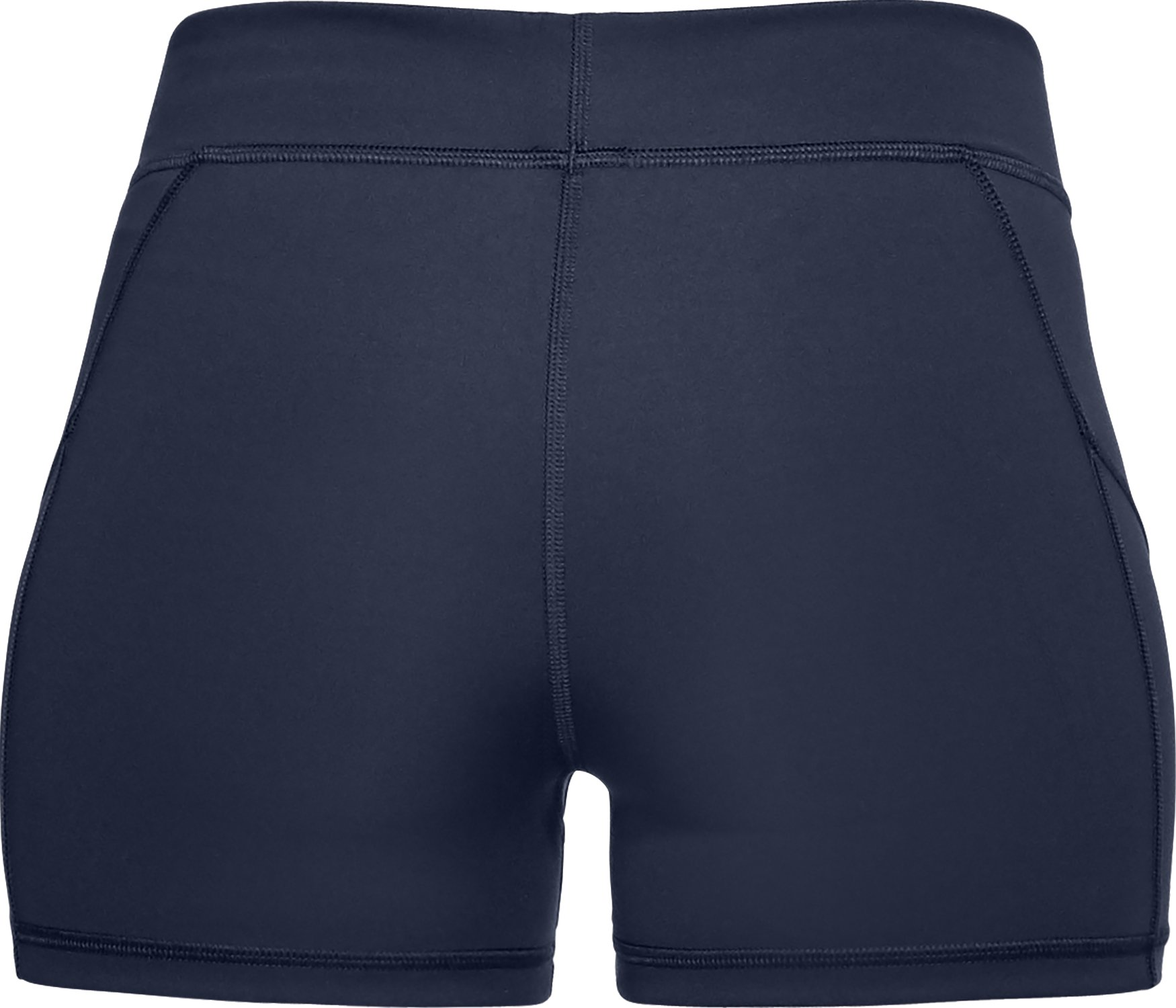 Women's HeatGear® Armour Reversible Shorty, Black ,