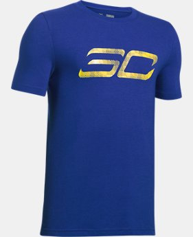 Boys' SC30 Logo T-Shirt  6 Colors $24.99