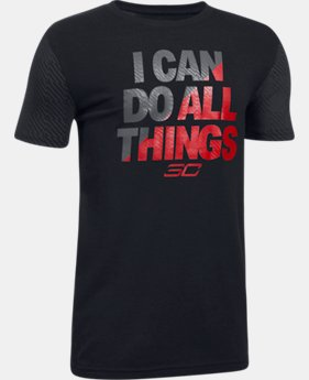 Boys' SC30 ICDAT T-Shirt  1 Color $34.99