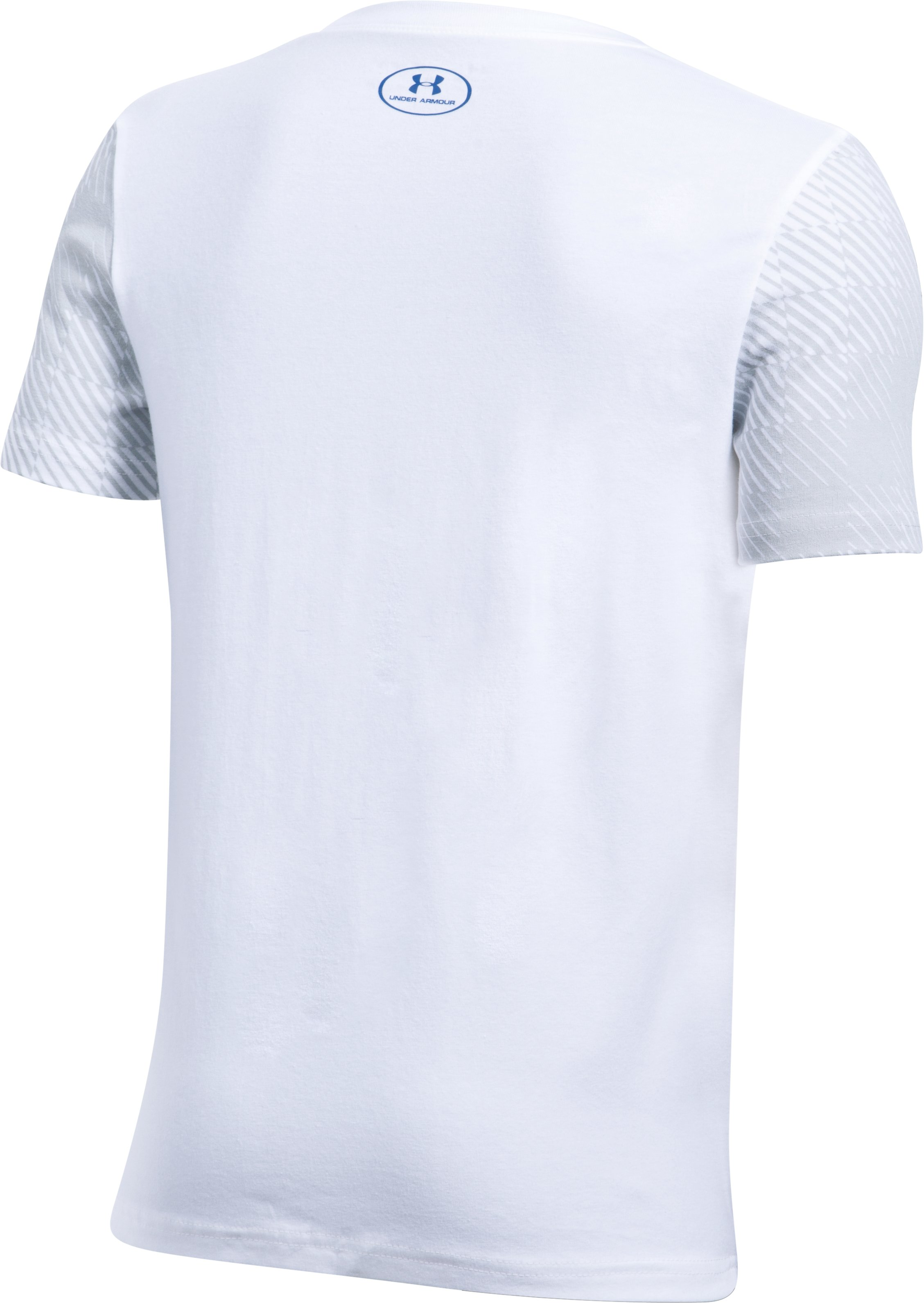 Boys' SC30 ICDAT T-Shirt, White,