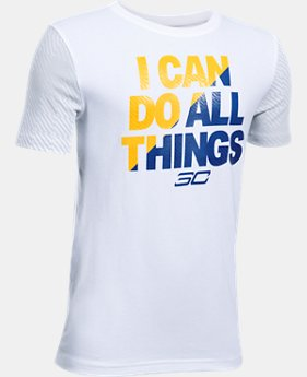 Boys' SC30 ICDAT T-Shirt  1 Color $29.99