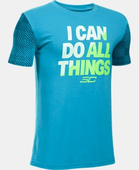 Boys' SC30 ICDAT T-Shirt  3 Colors $29.99