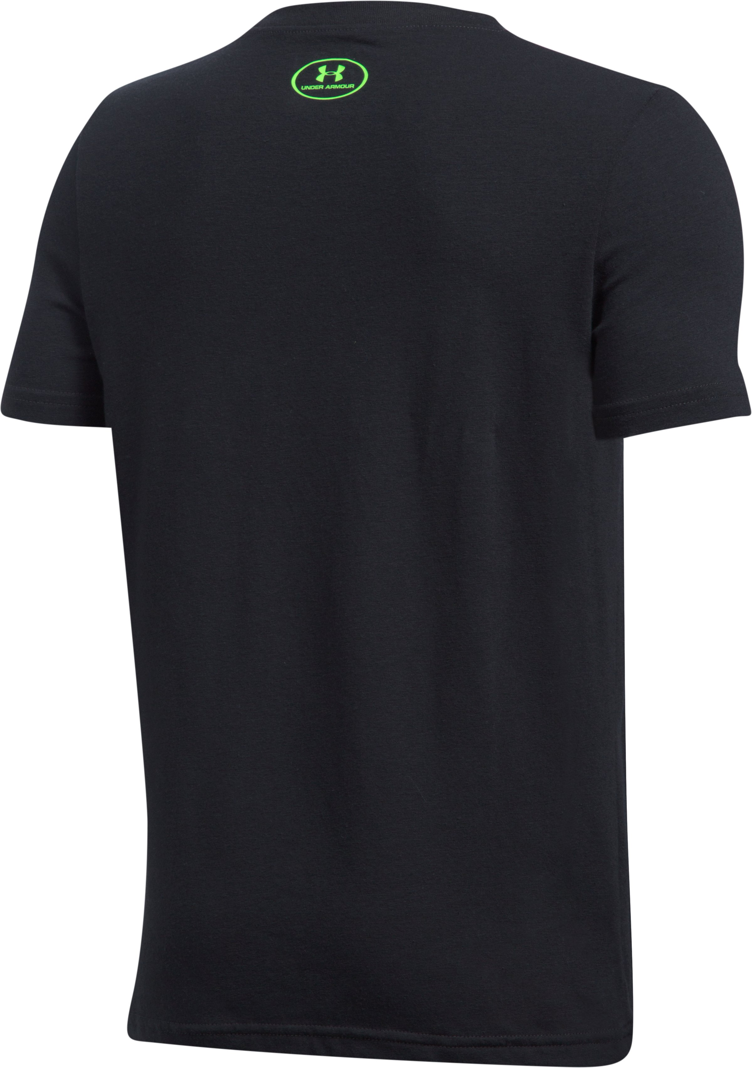 Boys' SC30 Always On T-Shirt, Black , undefined