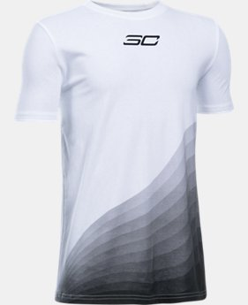 Boys' SC30 Energy T-Shirt  1 Color $29.99