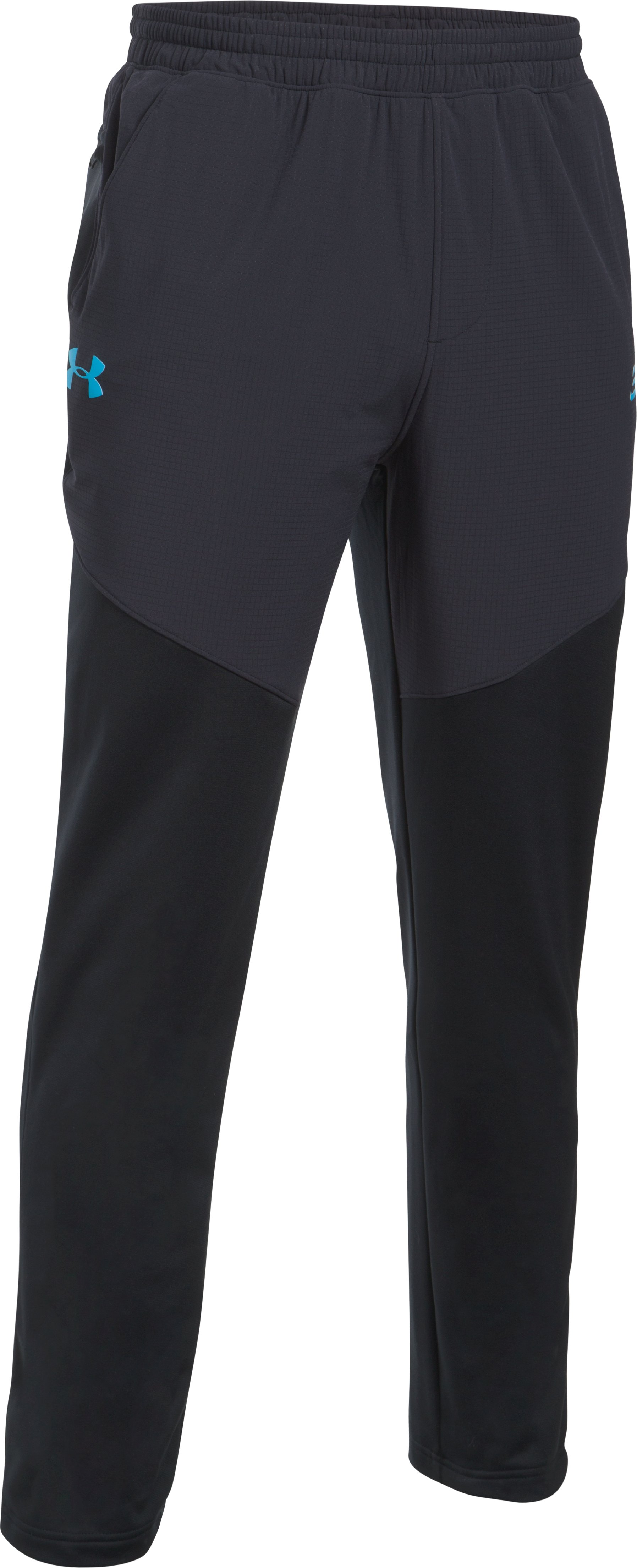 Men's SC30 Warm-Up Pants, Black ,